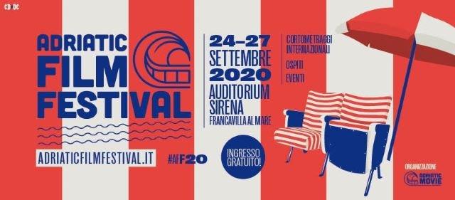 Francavilla, tutto pronto per la terza edizione dell'Adriatic Film Festival