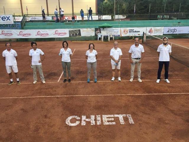 Chieti, entrano nel vivo i campionati nazionali femminili di tennis di terza categoria