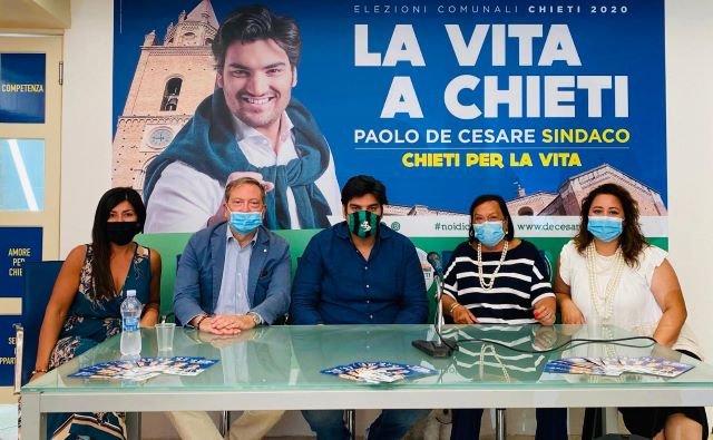 Elezioni Chieti, De Cesare: 'L'Armonia d'Abruzzo eccellenza del territorio dimenticata dall'amministrazione comunale'