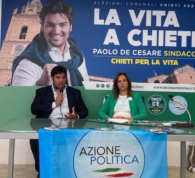 Elezioni Chieti, Paolo De Cesare e Serena Pompilio: 'Al servizio degli alunni e delle loro famiglie'