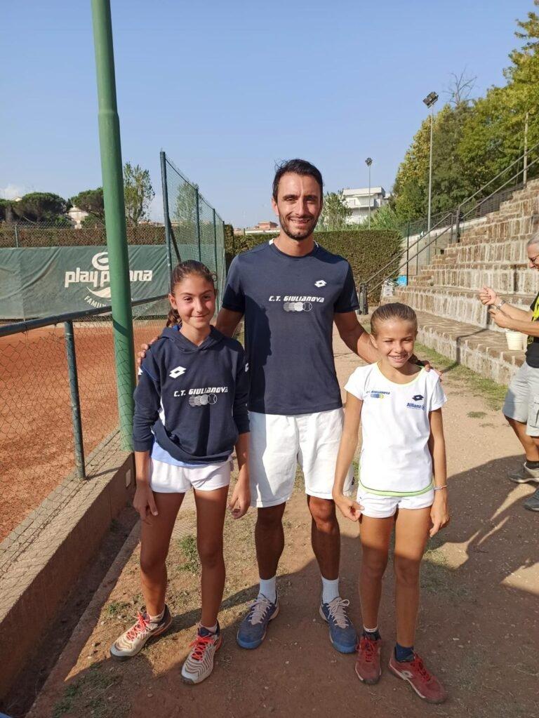 Giulianova, il Circolo Tennis alle Finali Nazionali del Campionato a squadre Under12