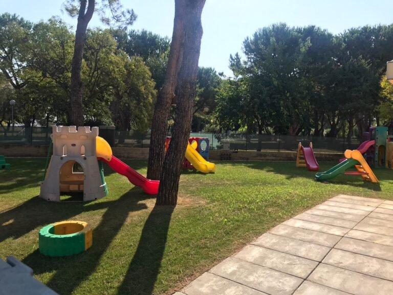 Giulianova, nuovo giardino per la Scuola dell'Infanzia di via Mattarella