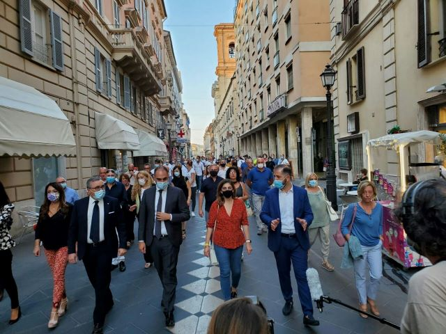 Elezioni Chieti, Amicone: 'Contro le destre di Di Stefano, il voto di rinnovamento è per Amicone'