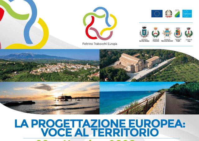 Costa dei Trabocchi-Feltrino: comunità locali a confronto per i finanziamenti europei