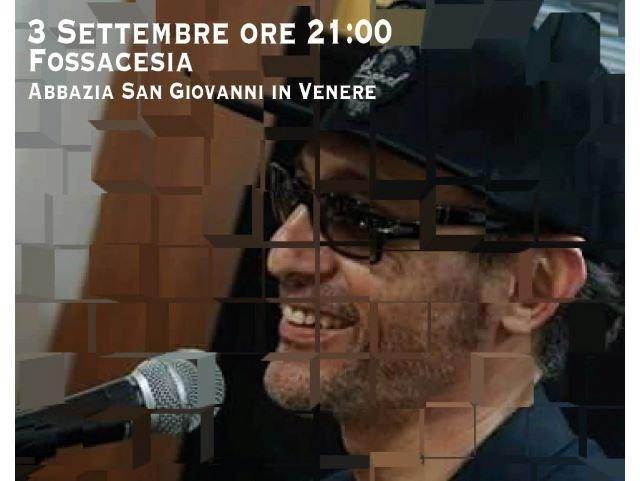 Il magistrato Gennaro Varone in concerto a San Giovanni in Venere