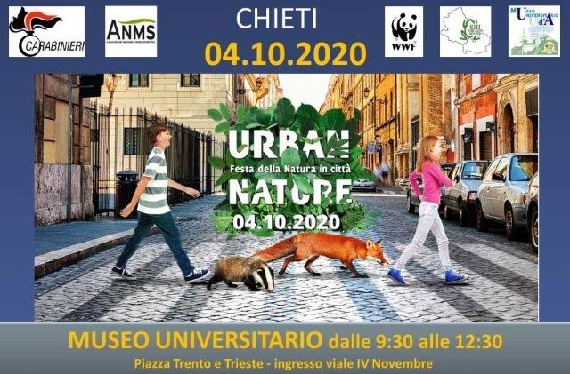 Chieti, 'Urban Nature' nelle sale del Museo universitario
