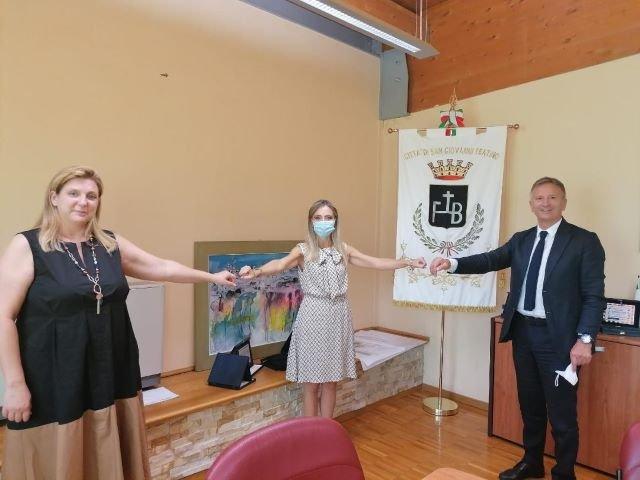 San Giovanni Teatino, rientro a scuola: l'amministrazione comunale mette a disposizione nuovi spazi per l'Istituto Comprensivo Galilei