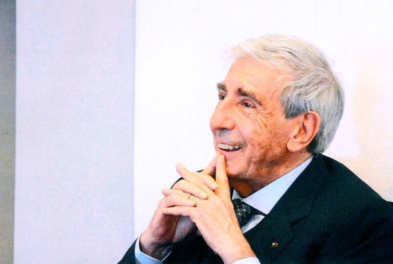 Penne piange Lucio Marcutullio: il fondatore della Brioni che fu anche sindaco