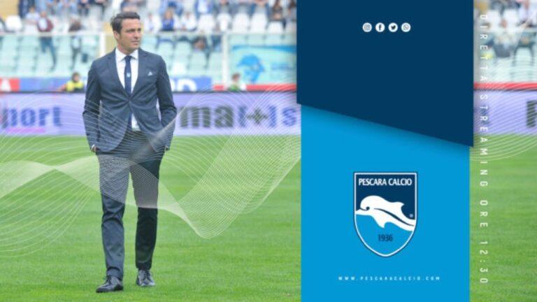 Oddo torna a Pescara e minaccia subito querele-VIDEO