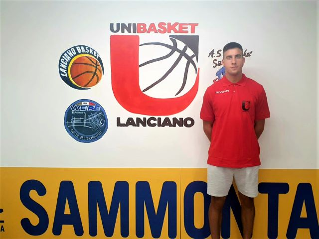 L'Unibasket Lanciano chiude il roster con l'ingaggio di Stojanovic