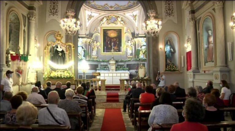 """Atri, Chiesa di Santa Rita elevata a Santuario: """"Segmento turistico su cui si investirà"""""""