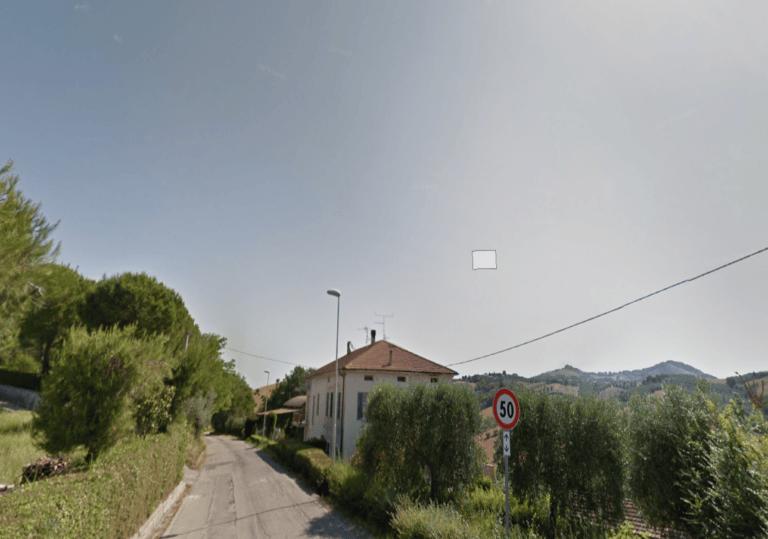 Tortoreto, provinciale 11 di Terrabianca: la strada di nessuno. La segnalazione