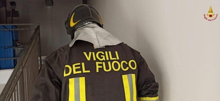Torre de' Passeri: muore intossicato nell'incendio del suo appartamento