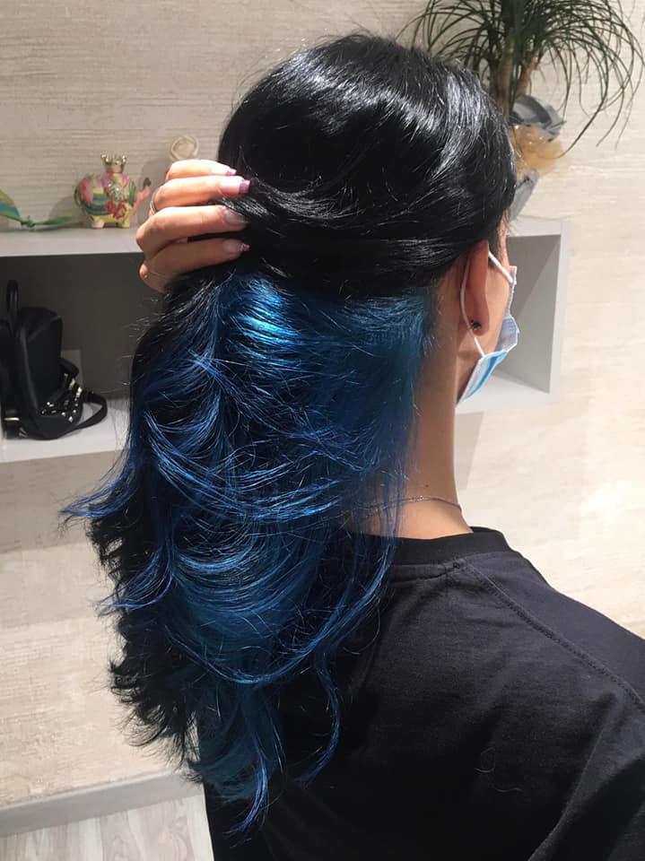 ELisa Hair Style, un mix di colori per essere sempre IN