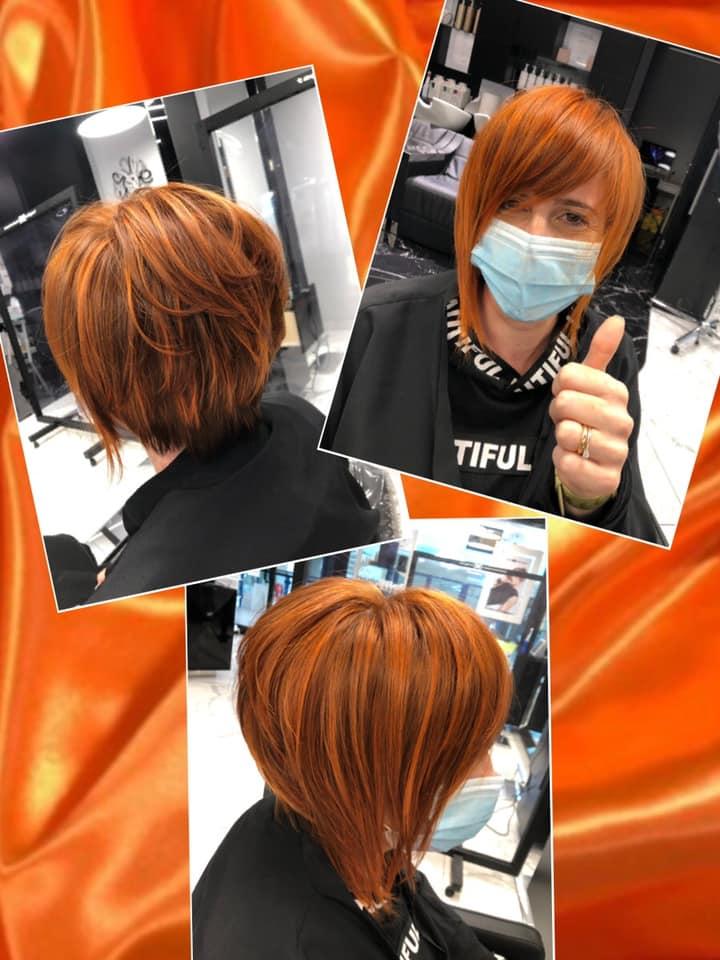 Dai colore ai tuoi capelli con Tagliati x il successo!