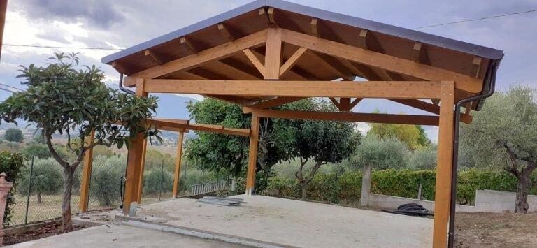 Passione Legno Costruzioni a Bellante Stazione, professionalità garantita!