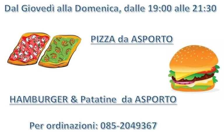Fantastiche cene da asporto da Pizzeria Sessantanove!