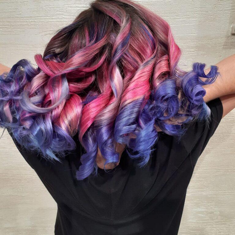 ELisa Hair Style, professionista altamente qualificata per dare un tocco di colore ai tuoi capelli!