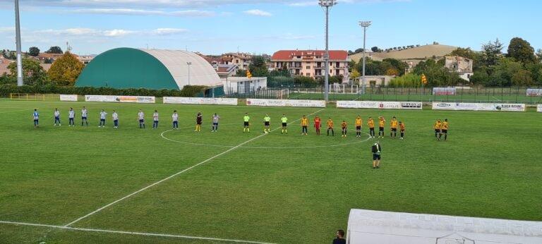 Promozione, la Sant vince all'esordio con la Rosetana (1-0)