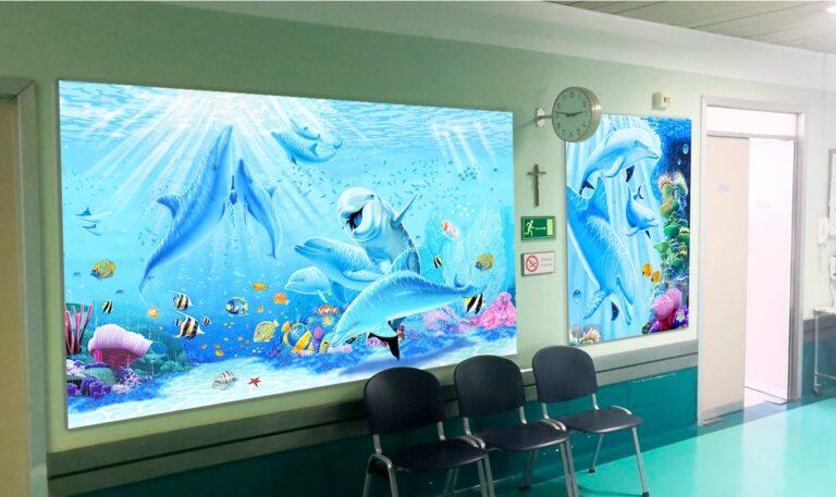Pescara, un acquario e una raccolta fondi per i piccoli pazienti di Neonatologia