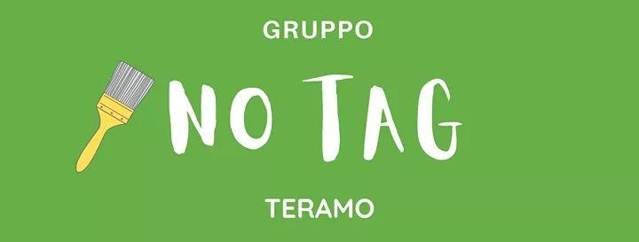Teramo, nasce il gruppo No Tag per la riqualificazione del territorio