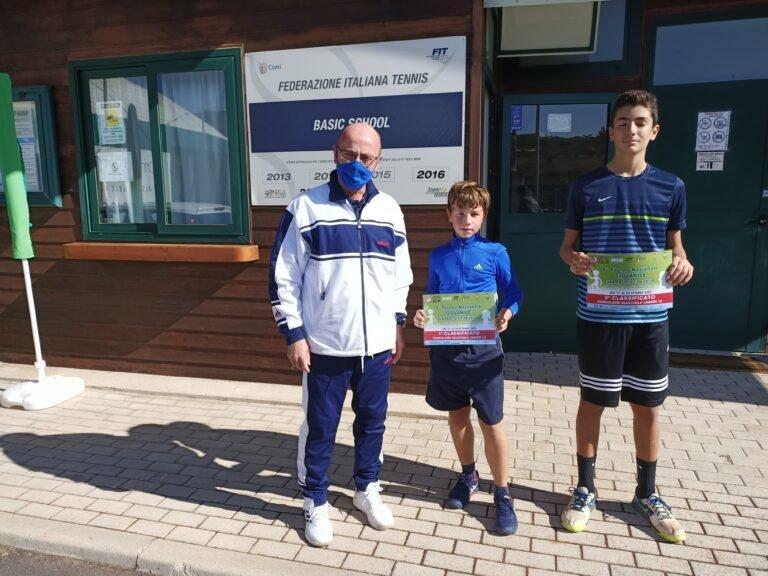 Conclusi due Tornei del Circolo Tennis Silvi: tutti i risultati