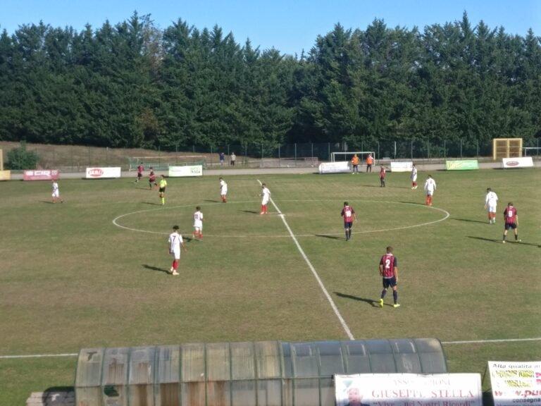 Risultati 2ª giornata Promozione gironi A-B-C