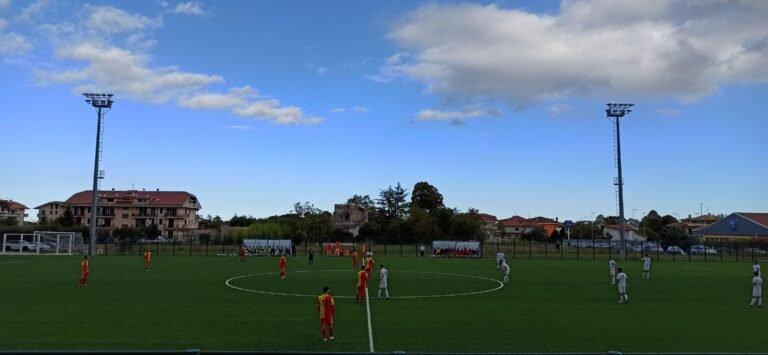 Promozione Girone B, il Villa Mattoni ferma il Fontanelle 1-1