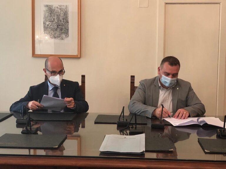 Silvi e Pineto firmano un patto con il Prefetto contro la criminalità. Si parte dalla videosorveglianza