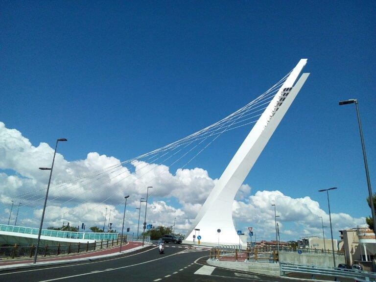 Pescara, ponte Flaiano chiuso per 10 giorni