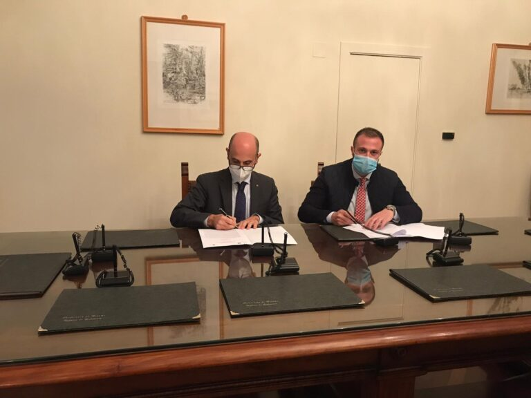 Giulianova, Patto in Prefettura per l'attuazione della Sicurezza Urbana: nuovo telecamere in arrivo