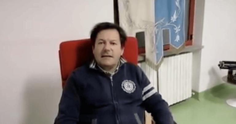 """Covid, Isola del Gran Sasso. Il sindaco: """"Mai parlato di zona rossa"""" VIDEO"""