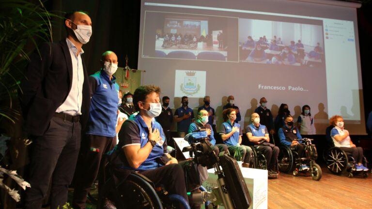 Pineto, settimana dello sport paralimpico da incorniciare: il plauso del Cip Abruzzo