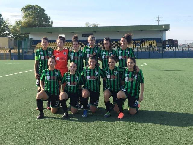 Un gol di Giulia Di Camillo regala la terza vittoria consecutiva al Chieti Calcio Femminile e il primo posto in classifica