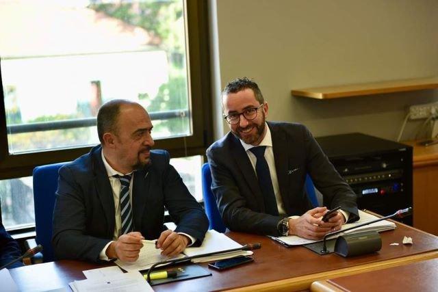 Atessa: Taglieri, Smargiassi e Paolucci incontrano il sindaco Borrelli