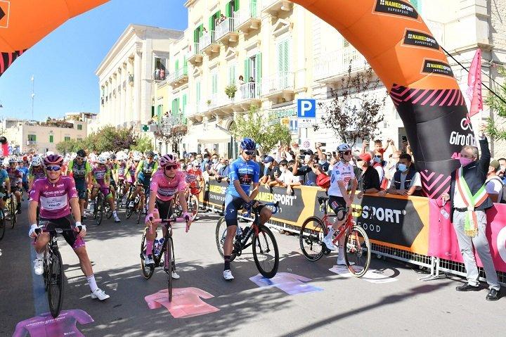 Il Giro d'Italia approda in Abruzzo, domani l'arrivo a Roccaraso