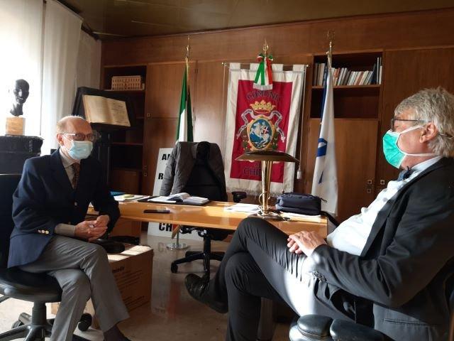 Pride Abruzzo, il Comune di Chieti patrocina l'evento de L'Aquila