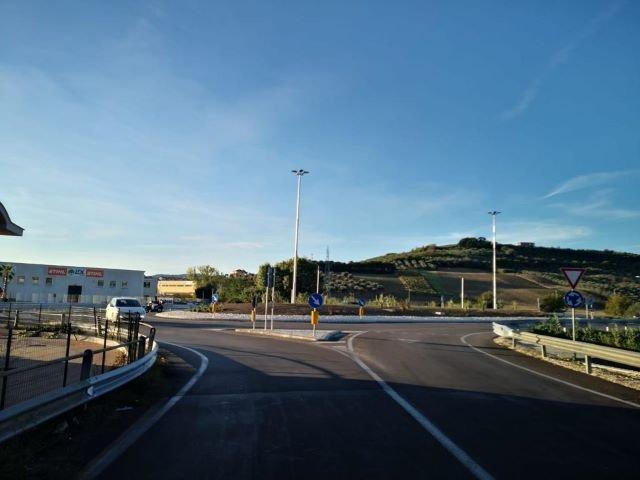 Nuove rotonde ad Atessa, Borrelli: 'Opere importanti per il nostro territorio'