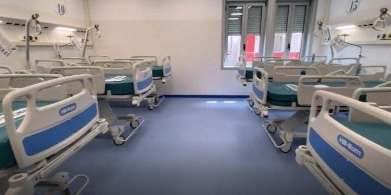 Ordine dei medici: serve lockdown in tutto il paese. Preoccupano i ricoveri