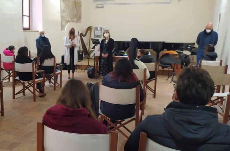 Teramo, progetto RAdiCI: riprendono i laboratori di musica popolare