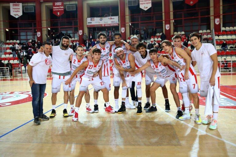 Basket, Super Coppa serie B: la Teramo a Spicchi pronta ad affrontare il Civitanova