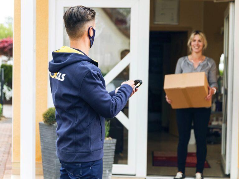 Con IdentiPinn di GLS consegna super sicura!