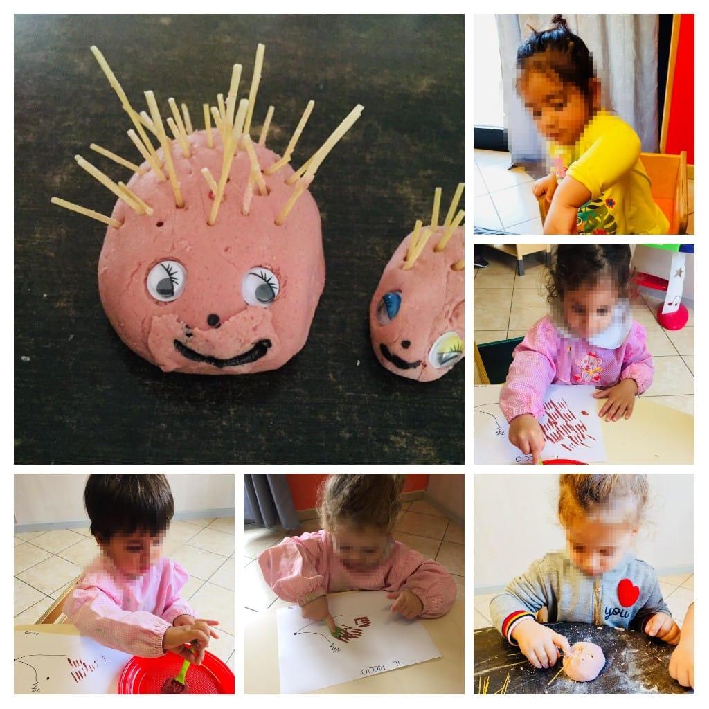 Asilo nido Sirena: tante attività per i bambini