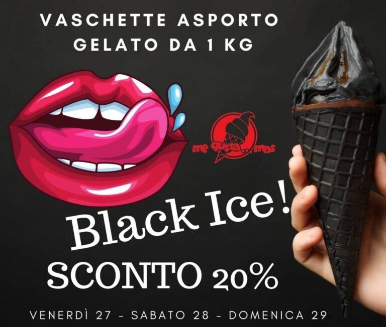 BLACK FRIDAY del gelato da Me Gusta Mas