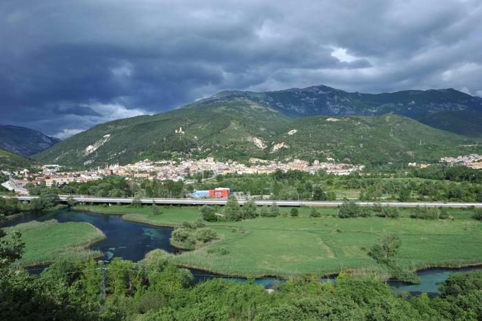 Parco Majella contro i 13km di galleria sotto il Monte Morrone