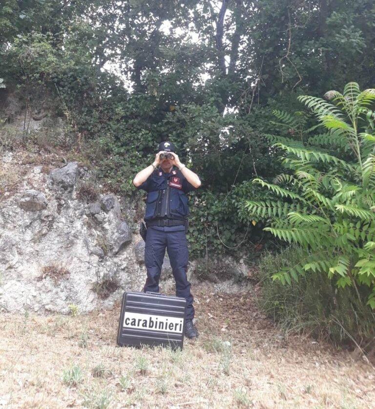 Campagna incendi boschivi in Abruzzo: denunciate 18 persone