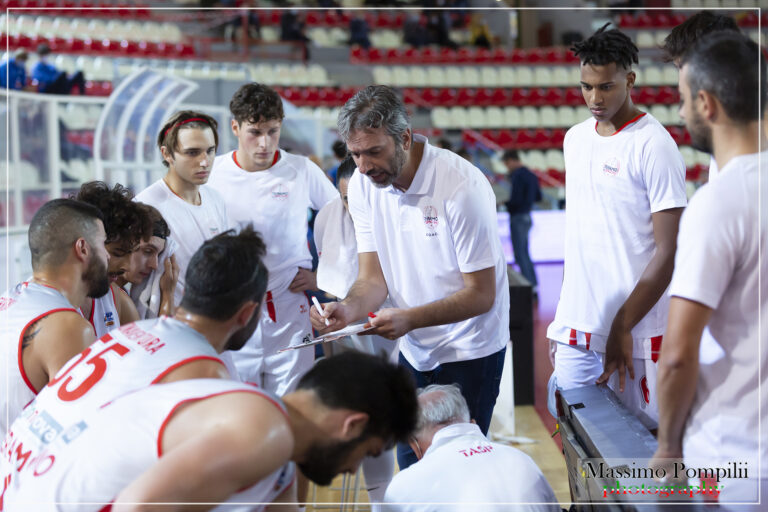 Basket, Teramo a Spicchi alla prova Rieti per la Final Eight
