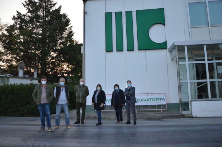 Giulianova, container di aiuti del Colibrì destinati a Kaolack