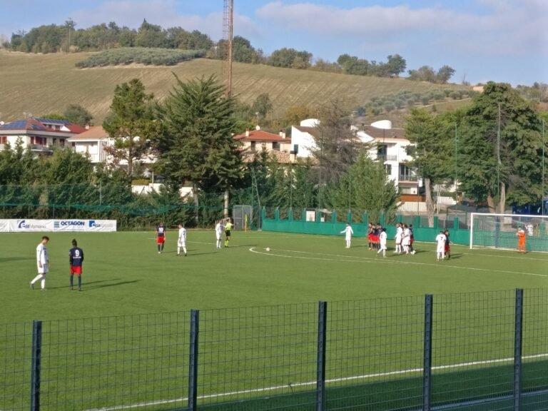 Risultati 4ª giornata Serie D girone F