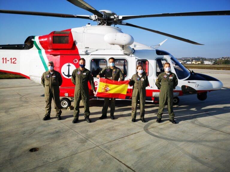 La guardia costiera di Pescara impegnata in Spagna nel controllo del Mediterraneo